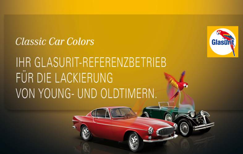 Glasurit Oldtimer
